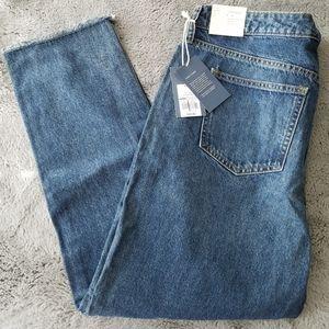 🆕️Universal Thread Raw Hem Straight Leg Jeans